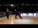 Бальные танцы про-ам. Румба