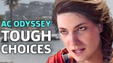 Assassin's Creed Odyssey Gameplay - Here's How Conversations Work - E3 2018
