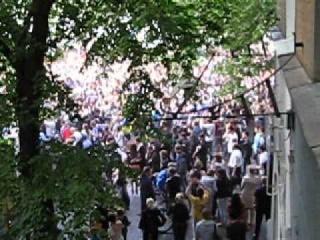 Полтава. 15.05 Марш единства. Ультрас