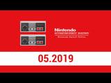 Nintendo Switch Online - 05.2019