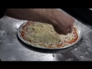 Пицца Четыре сыра от нашей печи.