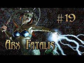Let's Play Arx Fatalis 19 [Конец культу Акбаа]