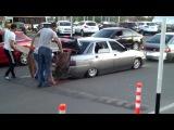Заниженный таз vs лежачий полицейский Russian tuning vs speed bump