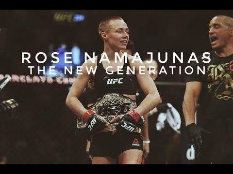 Rose Namajunas The New Generation