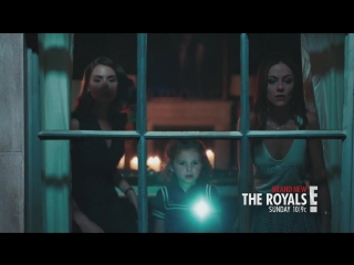 The Royals 4x04 Promo Black as His Purpose Did the Night Resemble (HD)
