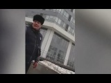 Отец Игоря Акинфеева устроил скандал из-за неправильной парковки в Москве
