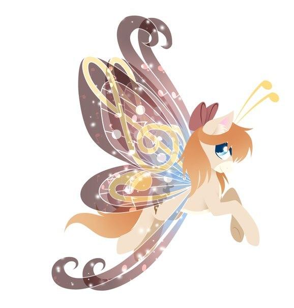Маленькие Пони феи волшебницы