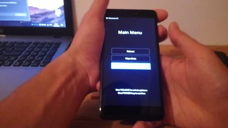 Отвязка от аккаунта Mi Bypass Xiaomi Redmi Note 4x Qualcomm (EDL)