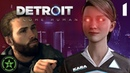 They Terk Er Jerbs - Let's Watch - Detroit: Become Human (1)