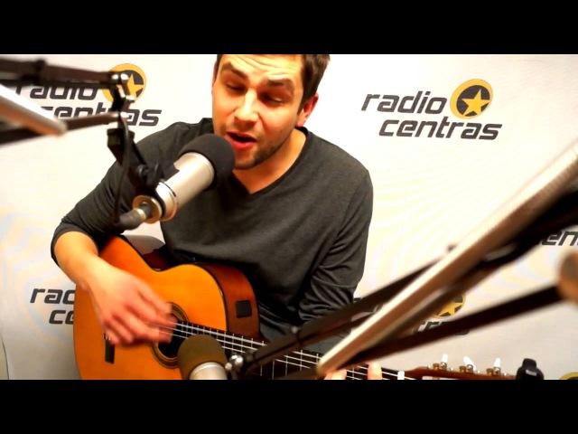Andrius Pojavis - Something (Eurovizijos daina akustiškai laidoje Atsibusk su Vyteniu)