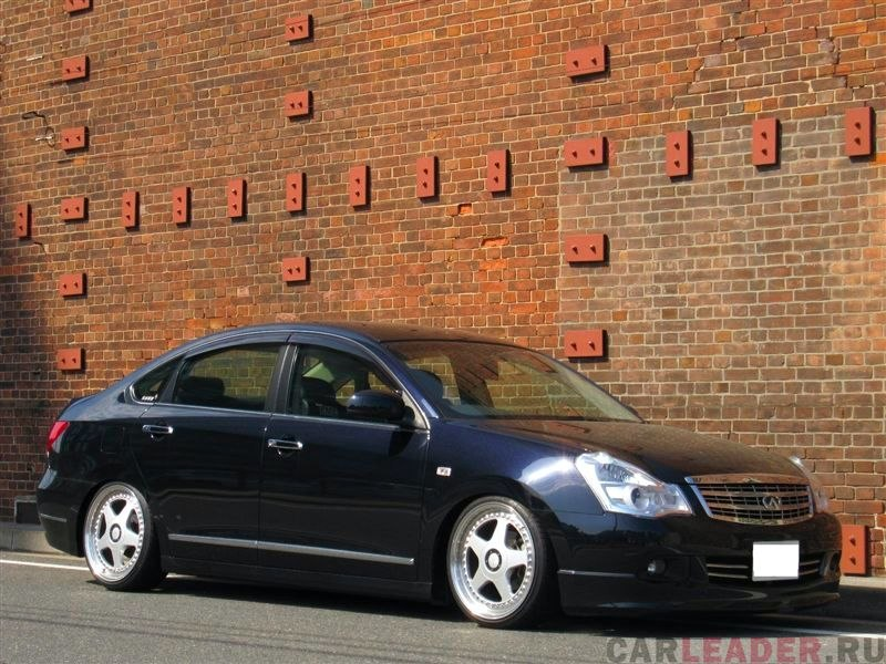 infiniti g20 2007 Nissan Bluebird Axis