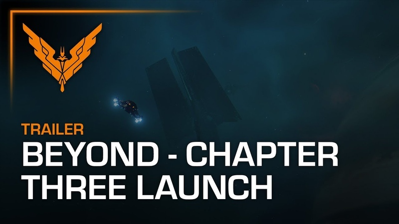 Elite Dangerous: Beyond - Chapter Three | Launch Trailer