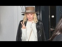 Ashley Tisdale Combats Annoying Selfie Taker After Dinner In West Hollywood