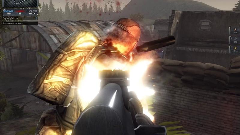 Пистолет-Пистолетов! ~ Contract Wars |7|