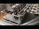 Лазерный станок с автоподачей материала с системой корректировки отклонений SEKIRUS P2501M 3016