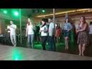 Мастер-класс по бачате сэншуал на вечеринке в Добром кафе