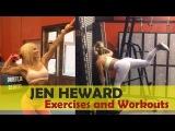 JEN HEWARD - Fitness and Bikini Model: Exercises and workouts @ USA