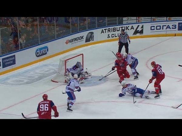 Беляев забивает на последних секундах встречи
