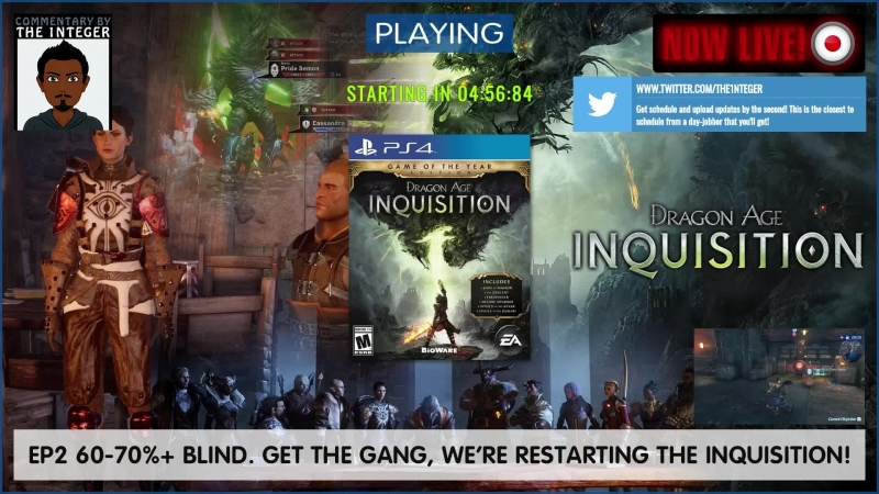 EP2 - Get the gang, we're restarting the inquisition! [60-70% Blind] [No Tips, backsteaty or spoileys unless requested, thks mu » Freewka.com - Смотреть онлайн в хорощем качестве