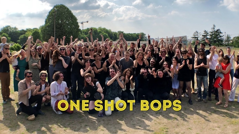 ONE SHOT BOPS - FULL ALBUM IN ONE VIDEO CLIP