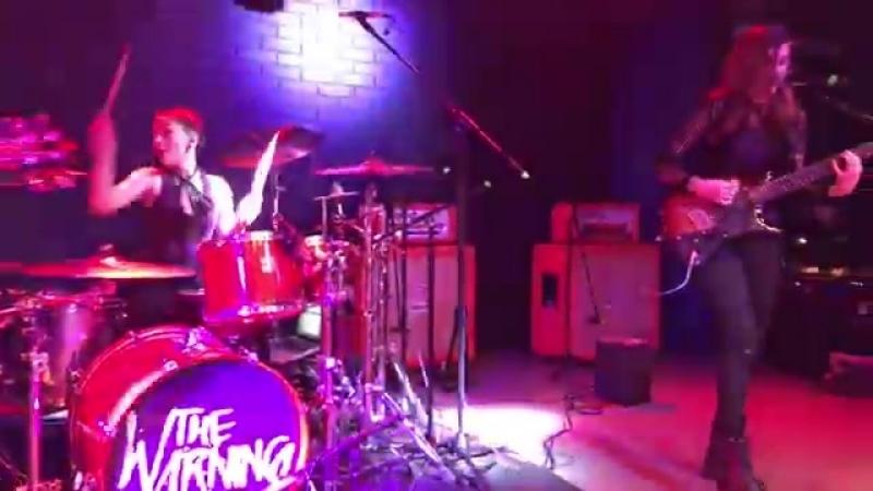 The Warning Live DAKOTA Studio Bar, 1st anniversary