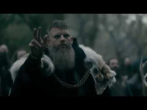 Убба против конунга Фроддо (полный бой)