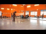 Аглая Датешидзе. Танец