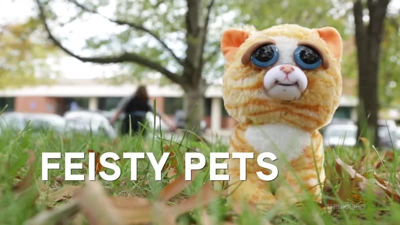 Feisty Pets Милые монстрики)