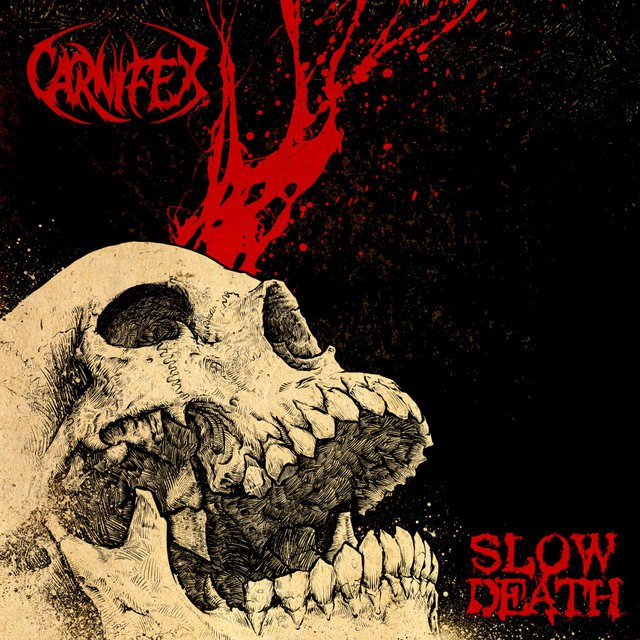 Carnifex - Drown Me In Blood [single] (2016)