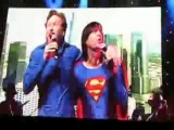 Conan OBrien - Jim Carrey Perfom Superman Live