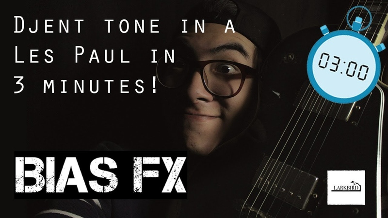 Get a Djent Tone with Bias FX in 3 MINUTES! (Spanish Sub)