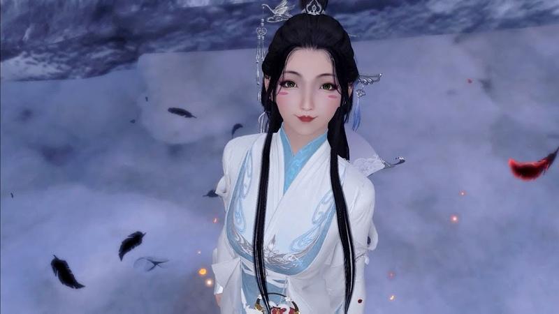 Moonlight Blade Online 天涯明月刀.ol - Assassin Job Relax Time Live Stream D
