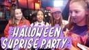 Halloween Suprise Party! (WK 409) | Bratayley