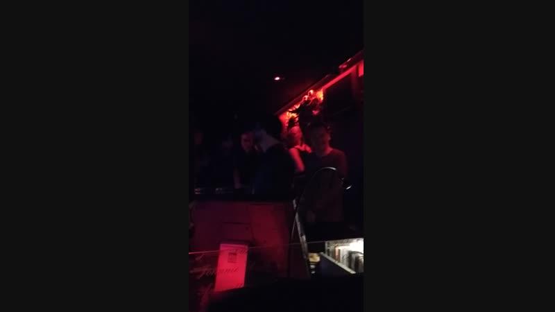 DJ Dero. Ritual Party. Braunschweig 18.01.2019