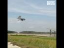 Интегрированная испытательная группа F-35 Lightning II Pax River провела первый в истории прыжок с трамплина варианта F-35B Ligh