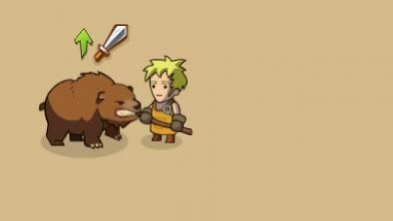 Медведь (Braveland Heroes)
