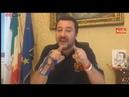 Manovra, Salvini: ''8 dicembre in piazza mandiamo mega-selfie a Juncker''