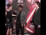 Kylo and Rey Can you move over Finn
