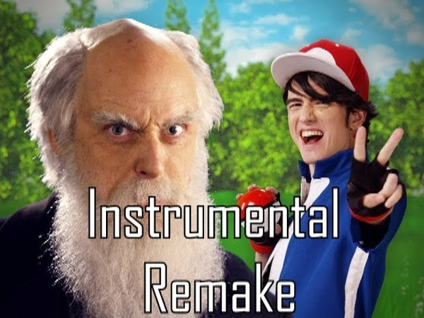 Ash Ketchum vs Charles Darwin - Instrumental (Unofficial)