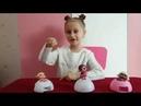 Мелисса открывает посылку Lol Surprise Золотая куколка Video For Kids