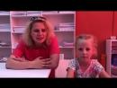 отзыв мамы Елены Сергеевны об обучении её дочери Петровой Лизы на курсе Скорочтения и развития интеллекта