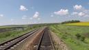ЧФМ Железнодорожная линия Кишинёв Унгены CFM Railway line Chisinau Ungheni