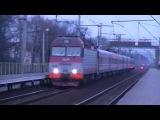 ЭП10-008 с поездом 59 Москва - София
