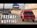 Lowriders Freeway Ridin!