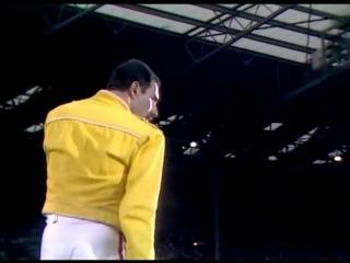 Queen - Under pressure (Live at Wembley) (720p) (via Skyload)