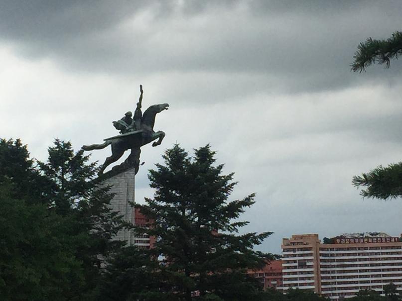 Отчет о путешествии в Северную Корею Крылатый конь Чхоллима