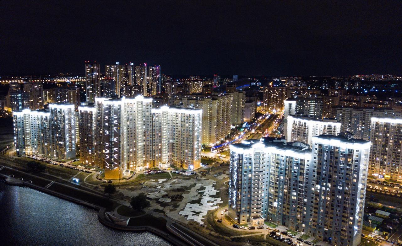 В Красногорске установят крупные объекты наружного освещения
