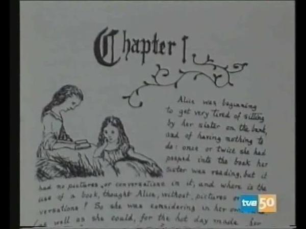 El Arte de VivirEl Mundo Subterraneo de Lewis Carroll y Alicia(emitido en TVE2 el 05-06-87).mp4