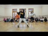Ysabelle Caps &amp Rie Hata - Lil Jon Snap Yo Fingers - Fam Dance Studio