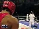 Дэвид Хэй - Одланьер Солис финал ОИ 2004